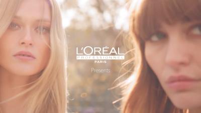 L'Oreal Pro / Hair Bronzing / 2019